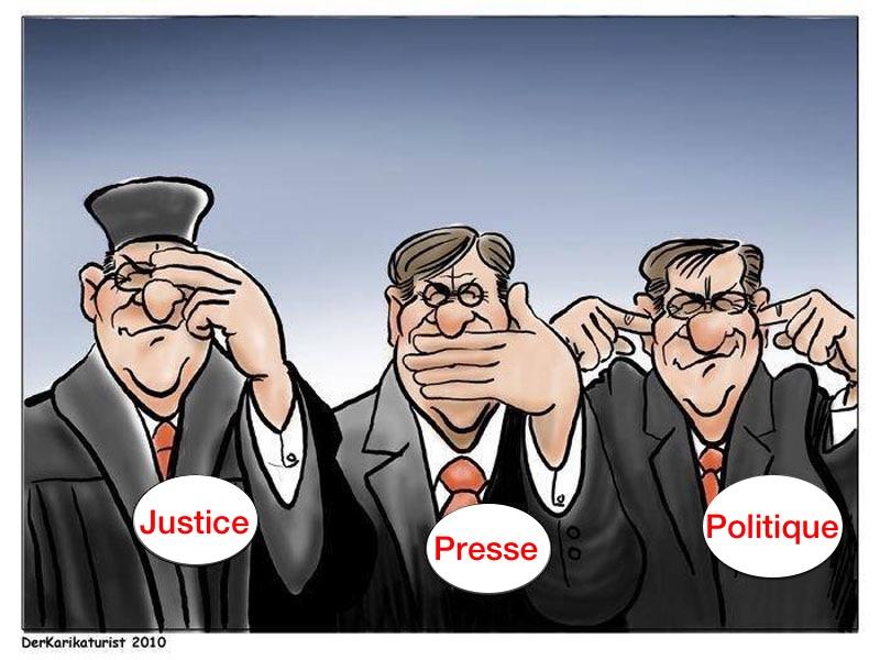 Omerta des élus