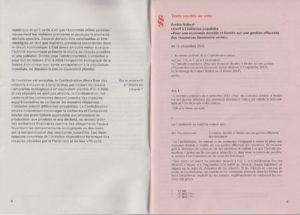 Fin des explications détaillées et début de la proposition de loi.