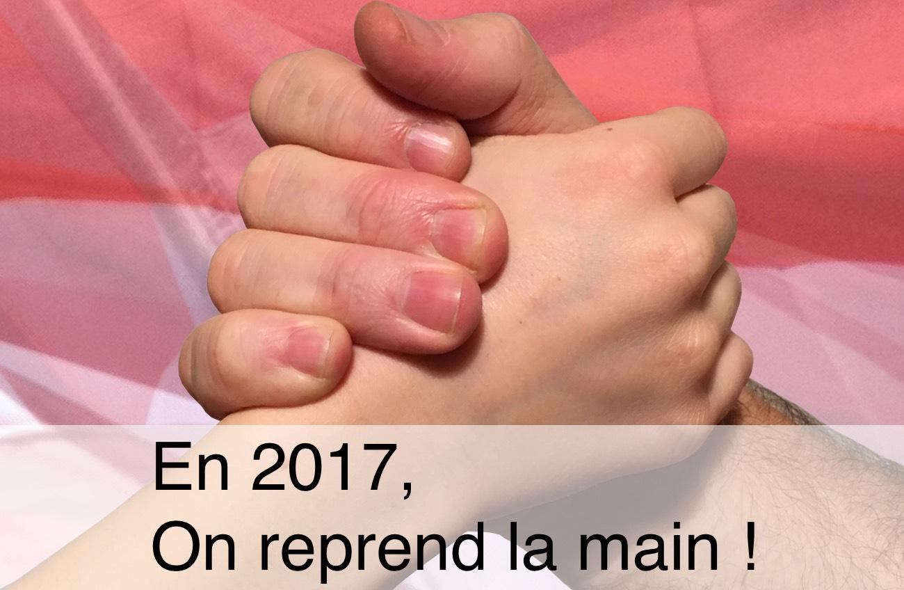 2017 sera la première année d'un nouveau cycle!