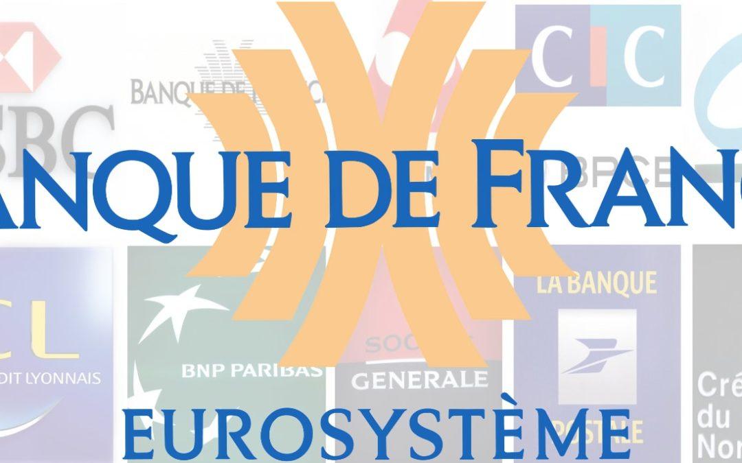 La nouvelle banque de France